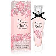 CHRISTINA AGUILERA Definition EdP 30ml - Parfumovaná voda