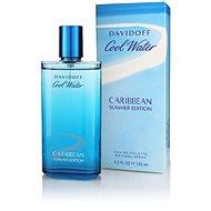 DAVIDOFF Cool Water Caribbean Summer Edition EdT 125 ml - Pánska toaletná voda