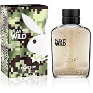 PLAYBOY Play It Wild EdT 100 ml - Pánska toaletná voda