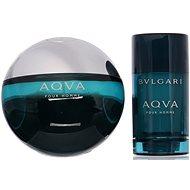 BVLGARI Aqua Pour Homme EdT Set 175 ml - Darčeková sada parfumov