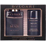 BVLGARI Man in Black EdP Set 175 ml - Darčeková sada parfumov
