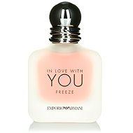 GIORGIO ARMANI In Love With You Freeze EdP - Parfumovaná voda