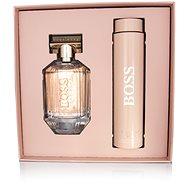 Darčeková sada parfumov HUGO BOSS Boss The Scent For Her EdP Sada 300 ml - Dárková sada parfémů