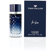 TOM TAILOR For Him EdT 50 ml - Pánska toaletná voda