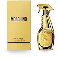 MOSCHINO Fresh Couture Gold EdP - Toaletná voda