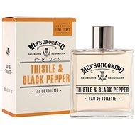 SCOTTISH FINE SOAPS Thistle & Black Pepper EdT 100ml - Eau de Toilette for Men