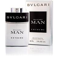 BVLGARI Man Extreme EdT 60 ml - Pánska toaletná voda