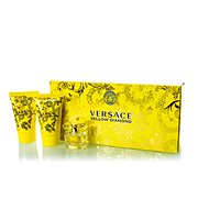 VERSACE Yellow Diamond EdT Set 55 ml - Darčeková sada parfumov