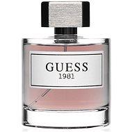GUESS 1981 for Men EdT 100 ml - Pánska toaletná voda