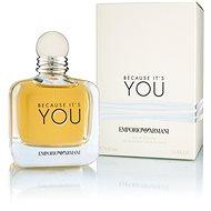 GIORGIO ARMANI Emporio Armani Because It's You EdP - Parfumovaná voda