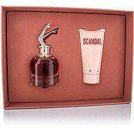Darčeková sada parfumov Jean Paul Gaultier Scandal EDP 50 ml + BLO 75 ml - Dárková sada parfémů