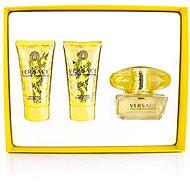VERSACE Yellow Diamond EDT 50 ml + BLO 50 ml + SGE 50 ml - Darčeková sada parfumov