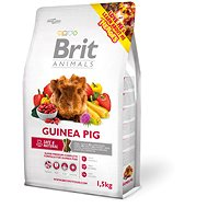 Brit Animals Guinea Pig Complete 1,5 kg - Krmivo pre hlodavce