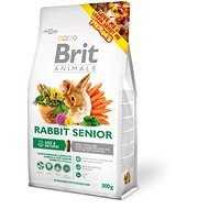 Brit Animals Rabbit Senior Complete 300 g - Krmivo pre hlodavce