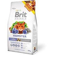 Brit Animals Hamster Complete 300 g - Krmivo pre hlodavce