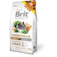 Brit Animals Chinchila Complete 1,5 kg - Krmivo pre hlodavce