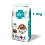 Nutrin Complete Králik Vegetable 1500 g - Krmivo pre hlodavce
