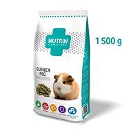 Nutrin Complete - Morča, 1 500 g - Krmivo pre hlodavce
