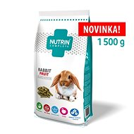Nutrin Complete Králik Fruit 1500 g - Krmivo pre hlodavce
