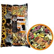 Fine Pet Super Mix Hlodavec 6× 600 g - Krmivo pre hlodavce