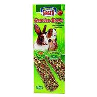 Perfecto Premium Nager Zeleninové tyčinky 10×  2 ks/56 g - Doplnok stravy pre hlodavce