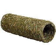 Karlie tunel zo sena pre hlodavce 19 × 6 cm 150 g - Hračka pre hlodavce