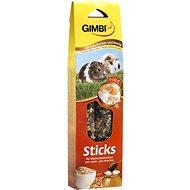 Gimbi Sticks Med pre morčatá 2 ks - Maškrty pre hlodavce