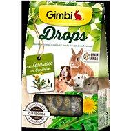 Gimbi Drops Púpava 50 g - Maškrty pre hlodavce