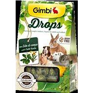 Gimbi Drops Poľné bylinky 50 g - Maškrty pre hlodavce