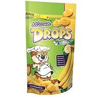 Mlsoun H Drops banánový 75 g - Maškrty pre hlodavce