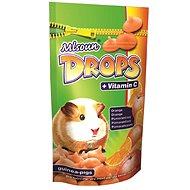 Mlsoun H Drops pomarančový 75 g