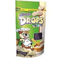 Mlsoun H Drops jogurtový 75 g - Maškrty pre hlodavce