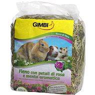 Gimbi Seno kŕmne s ružou 500 g