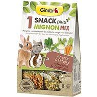 Gimbi Snack Plus Mignon mix 150 g - Maškrty pre hlodavce