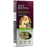 Pet Royal Stick Zelenina 2 ks