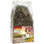 Nature Land Bylinky Botanical so zeleninou 125 g - Maškrty pre hlodavce