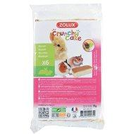 Zolux Crunchy Cake orech 75 g - Maškrty pre hlodavce