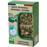 Zolux Minerálny kameň EDEN žihľava 2× 100 g - Doplnok stravy pre hlodavce