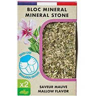 Zolux Minerálny kameň EDEN slez 2× 100 g - Doplnok stravy pre hlodavce