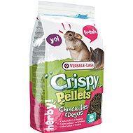 Versele Laga Crispy Pellets Chinchillas & Degus 1 kg - Krmivo pre hlodavce