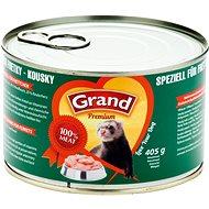 GRAND PREMIUM Pochúťka pre fretky 405 g - Krmivo pre hlodavce