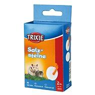 Trixie Minerálna soľ koliesko pre škrečka 2× 54 g - Doplnok stravy pre hlodavce