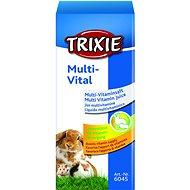 Trixie Multi Vital Multivitamínová šťava pre malé hlodavce a králiky 50 ml