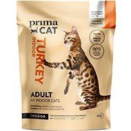 PrimaCat Morka pre dospelé mačky žijúce vnútri 400 g - Granuly pre mačky