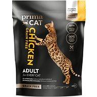 PrimaCat Kurča, bez obilovín, pre dospelé mačky 400 g - Granuly pre mačky