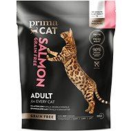 PrimaCat Losos, bez obilnín, pre dospelé mačky 400 g - Granuly pre mačky