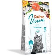 Calibra Cat Verve GF Sterilised Herring 750 g NEW - Granuly pre mačky