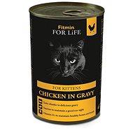 FFL Cat tin Kitten Chicken 415 g