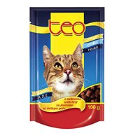 TEO Hovädzie 100 g - Kapsička pre mačky