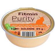 Fitmin Cat Purity alutray Turkey 85 g - Konzerva pre mačky